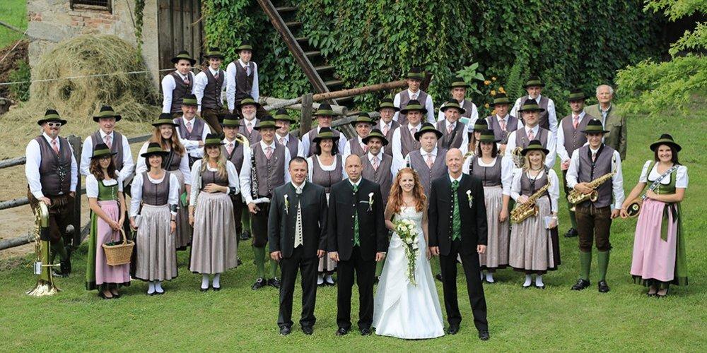 Musikverein der Pfarrgemeinde St. Margarethen bei Knittelfeld